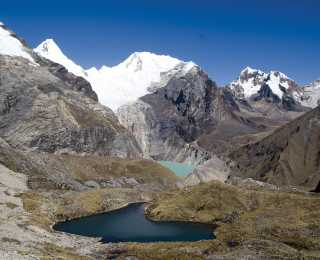 Tour de l'Alpamayo : Pérou