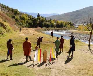 Festivals Bhoutanais : Bhoutan
