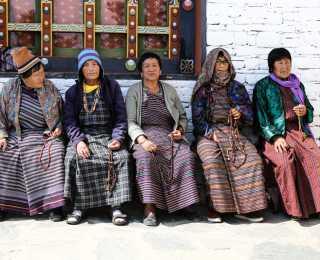 Grande traversée du Bhoutan : Bhoutan