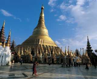 Découverte de la Birmanie : Birmanie