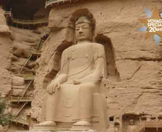 Route de la Soie : de Pékin à Bishkek : Chine