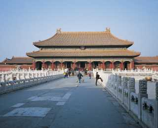 Sentiers de Chine : Chine