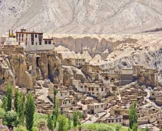 Trek dans la vallée de l'Indus : Inde