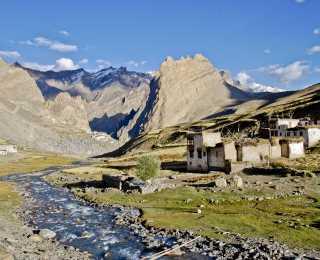 Grande Traversée du Zanskar : Inde