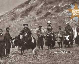 De Darjeeling au Sikkim, sur les pas d'Alexandra David-Néel : Inde