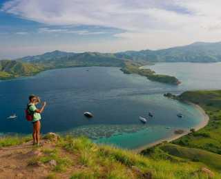 Croisière de Komodo à Wakatobi : Indonésie
