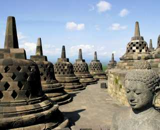 Balade de Java à Bali : Indonésie