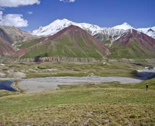 Du Pamir à Samarcande : Kirghizie