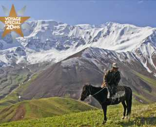 Au Coeur du Pamir : Kirghizie