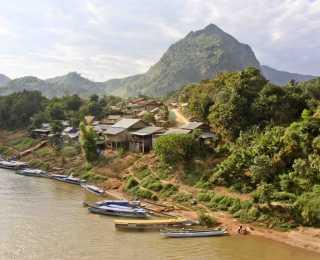 Balade au Fil du Mékong : Laos