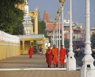 Grande Traversée de l'Indochine : Laos