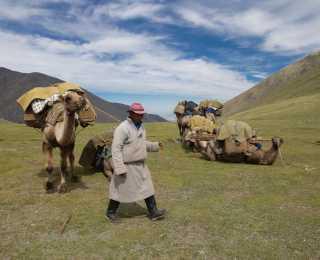 Trois Treks dans l'Ouest : Mongolie