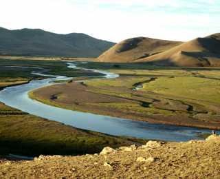 Grande traversée de la Mongolie : Mongolie