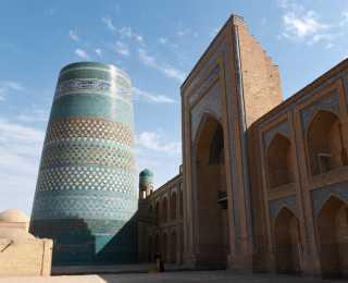 Trésors d'Ouzbékistan avec Robert Dompnier : Ouzbékistan