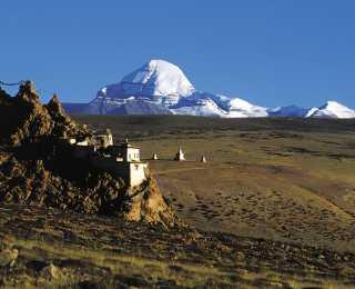 Kailash et Gugé : Tibet