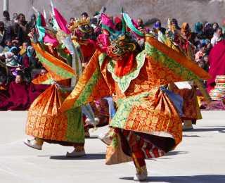 Nouvel An Tibétain : Tibet