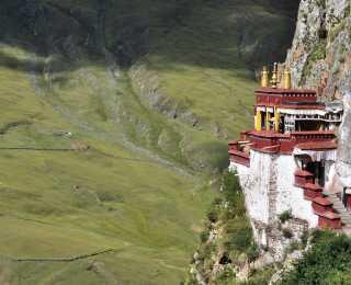 Trek et monastères du Tibet : Tibet