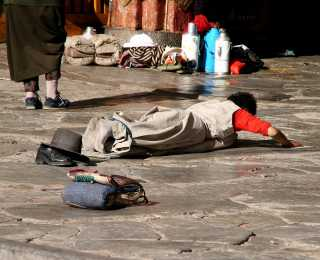 Découverte du Tibet : Tibet