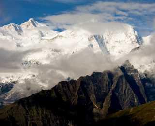 Vers la Face Cachée de l'Everest : Tibet