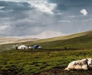 Chemins secrets de l'Amdo : Tibet