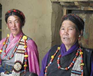 Sur les pas d'Alexandra David Neel aux portes du Tibet : Tibet