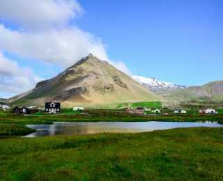 Grand Tour de l'Islande : Islande