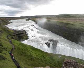 Pistes Intérieures et Sources Chaudes : Islande