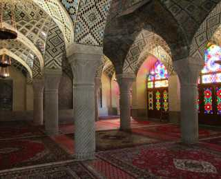 Charmes persans : Iran