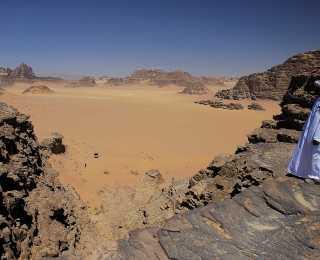 Le Trek des Bédouins : Jordanie
