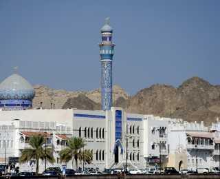 Grand Tour d'Oman : Oman
