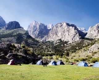 Cappadoce et Mont Taurus : Turquie