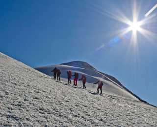 Kaçkar et Ararat : Turquie