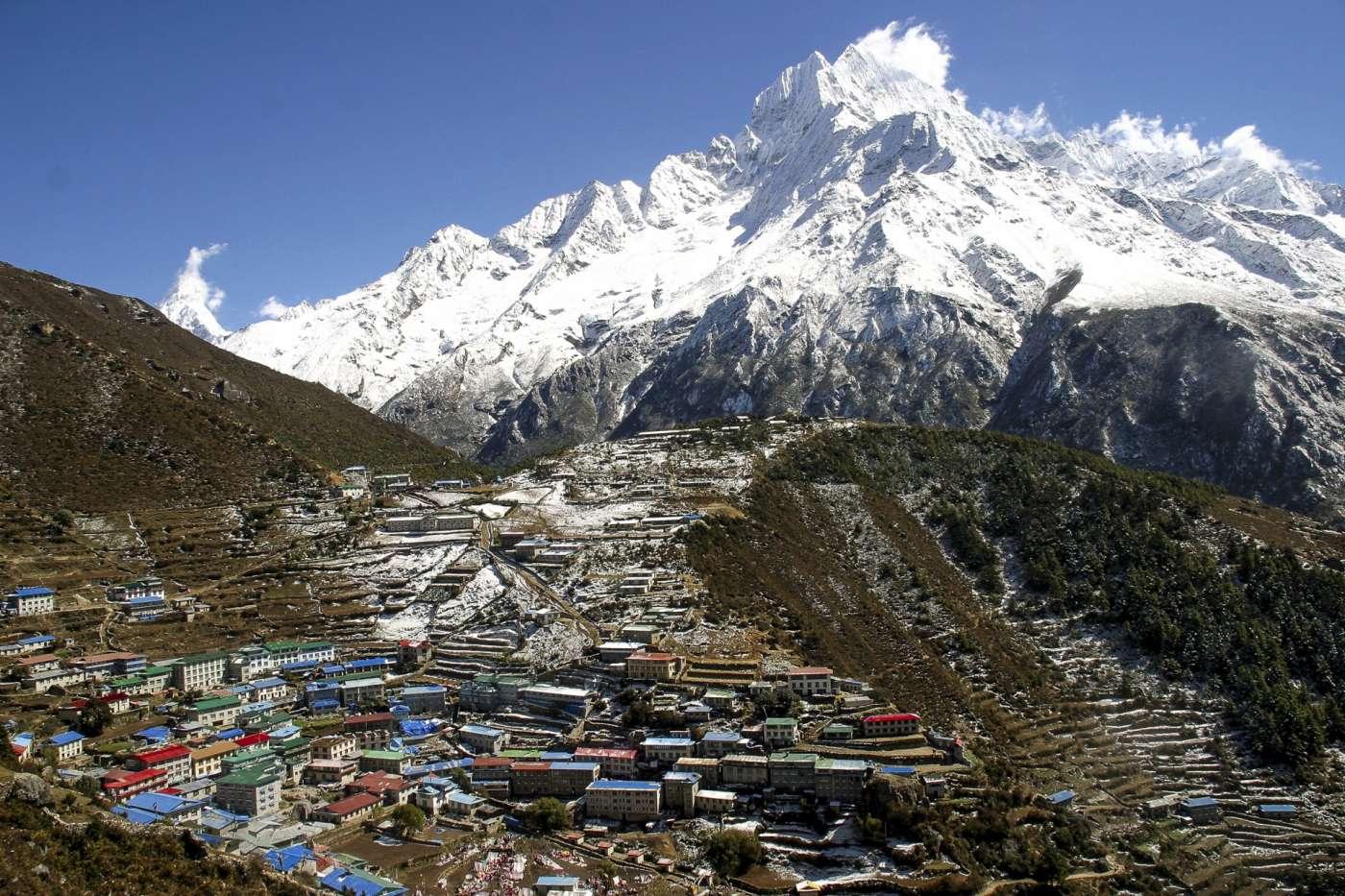 rencontres en ligne Népal