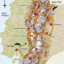 Itinéraire du voyage Haciendas de Charme - Équateur - Tirawa