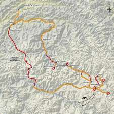 Itinéraire du voyage Trek des Cités Perdues - Pérou - Tirawa