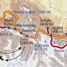 Itinéraire du voyage Haute Route de Vilcanota - Pérou - Tirawa