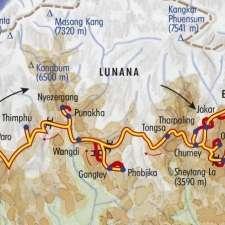 Itinéraire du voyage Chemins Secrets Du Bhoutan - Bhoutan - Tirawa