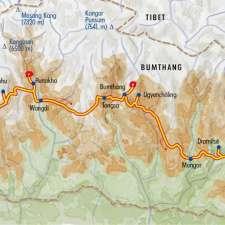 Itinéraire du voyage Traditions du Bhoutan avec Robert Dompnier - Bhoutan - Tirawa