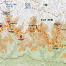 Itinéraire du voyage Grand Tour du Bhoutan, spécial festival de Dramitse - Bhoutan - Tirawa