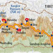 Itinéraire du voyage Immersion au Bhoutan - Bhoutan - Tirawa