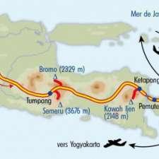 Itinéraire du voyage Volcans d'Indonésie (Java - Bali - Lombok) - Indonésie - Tirawa