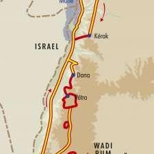 Itinéraire du voyage Le Trek des Bédouins - Jordanie - Tirawa