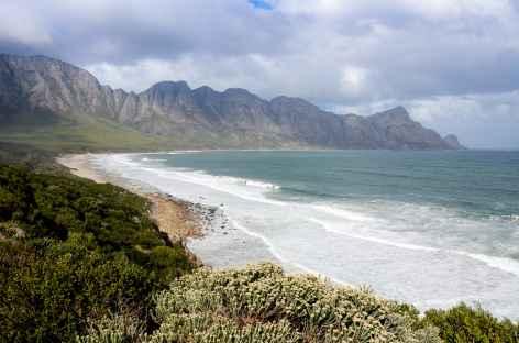 Route panoramique entre Hermanus et Cape Town - Afrique du Sud -