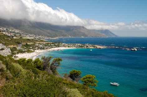 Côte vers Hout bay, Le Cap - Afrique du Sud -