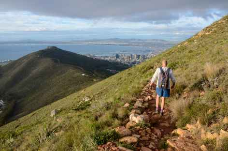 Rando de Lion's Head à Cape Town - Afrique du Sud -
