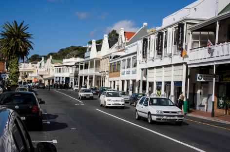Quartier de Sea Point au Cap - Afrique du Sud -