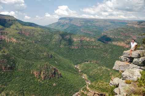 Belvédère sur le Blyde River Canyon - Afrique du Sud -