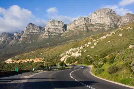 Région du Cap - Afrique du Sud -