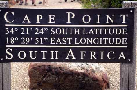 Cape Point (Afrique du Sud) -