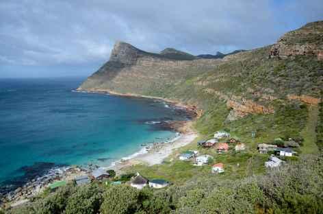 Littoral sauvage entre Kalk Bay et Cape Point - Afrique du Sud -